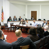 Caucus holds immigration roundtable